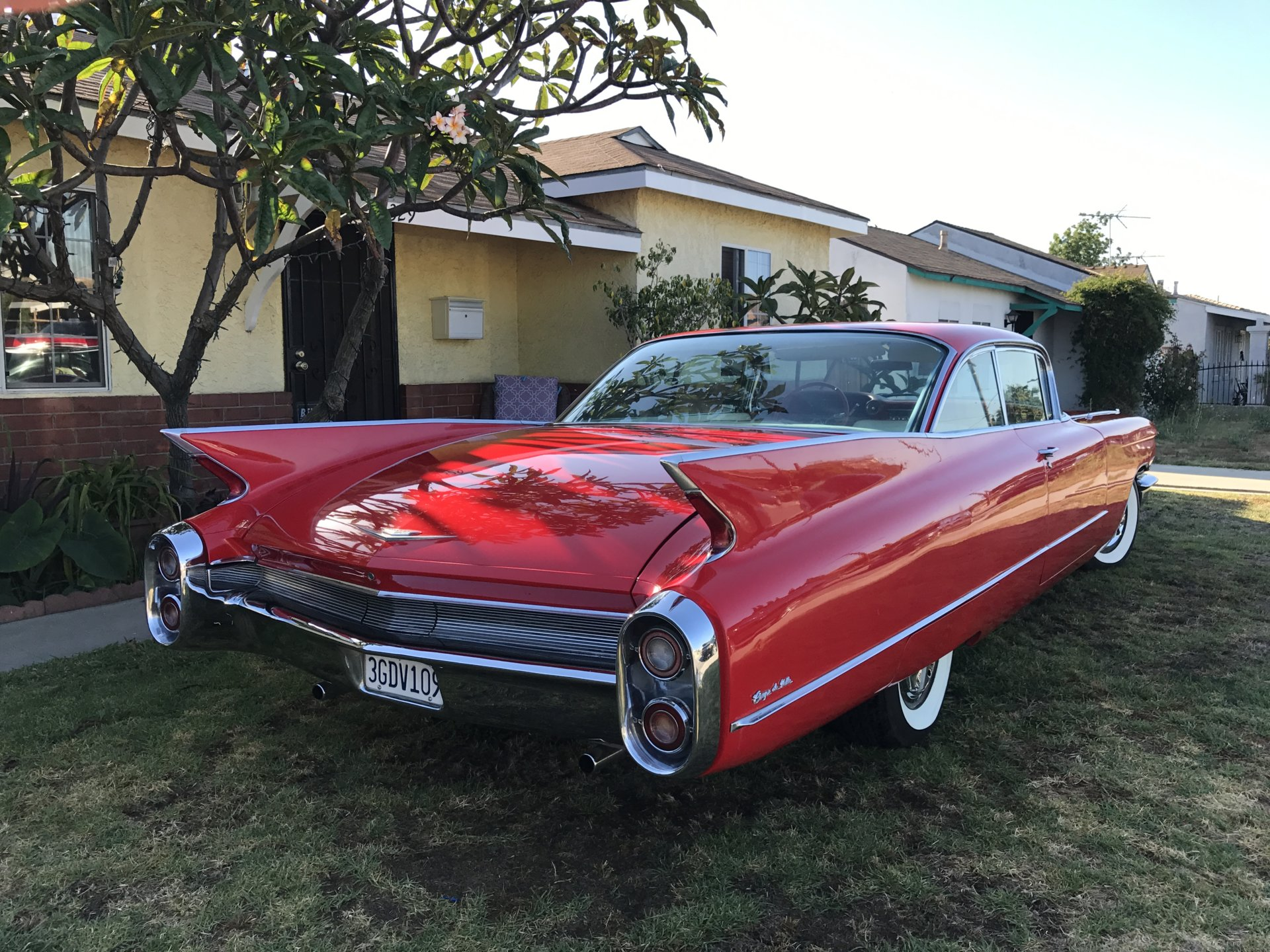 1960 Cadillac Coupe Deville | Bloodydecks