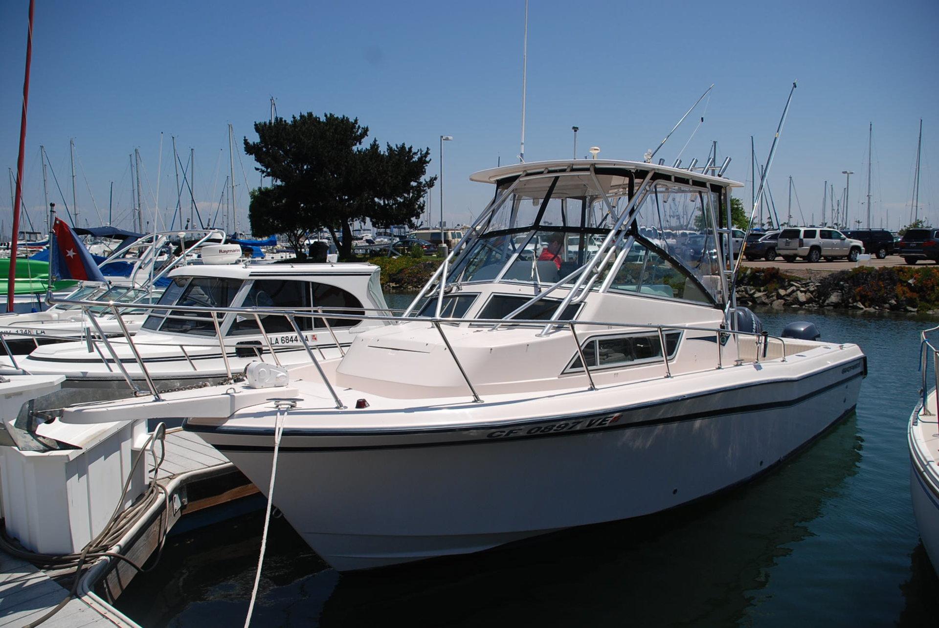 2000 Grady White 272 SailFish | Bloodydecks