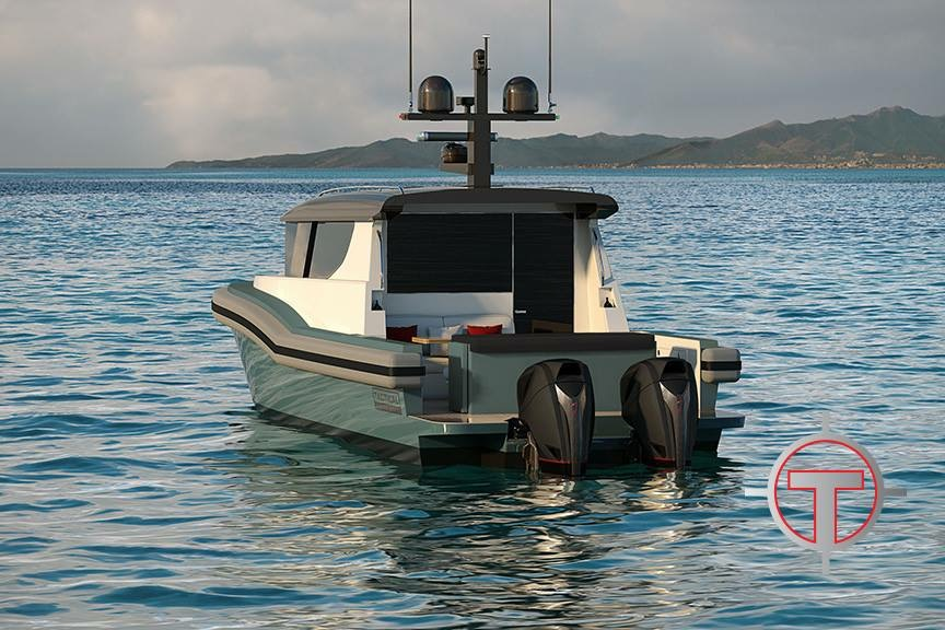 Ocean Sport boats now being built by Nordic Tug | Page 2 | Bloodydecks