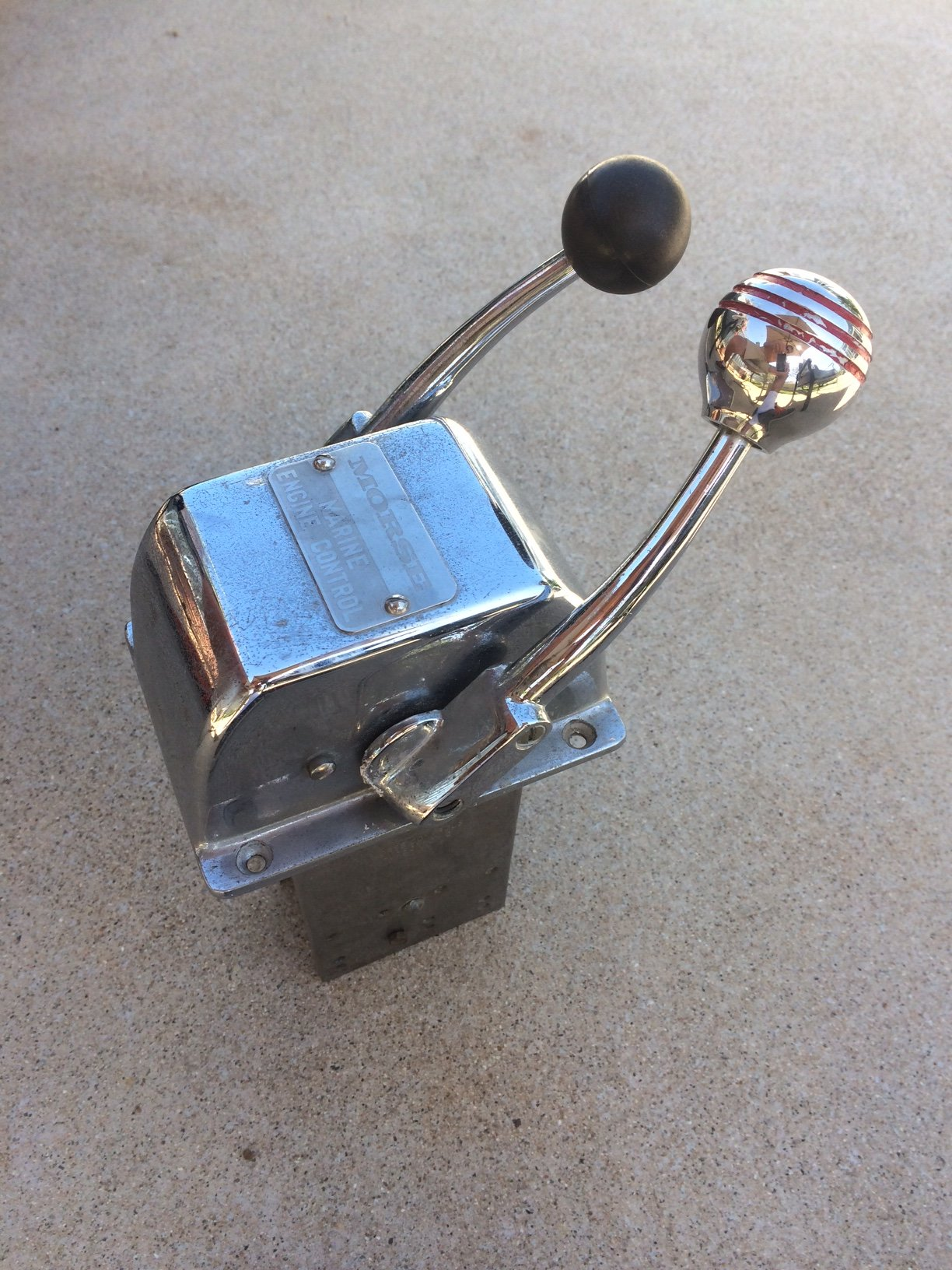 Outdrive Trim Pump Morse Controls Teleflex Steering