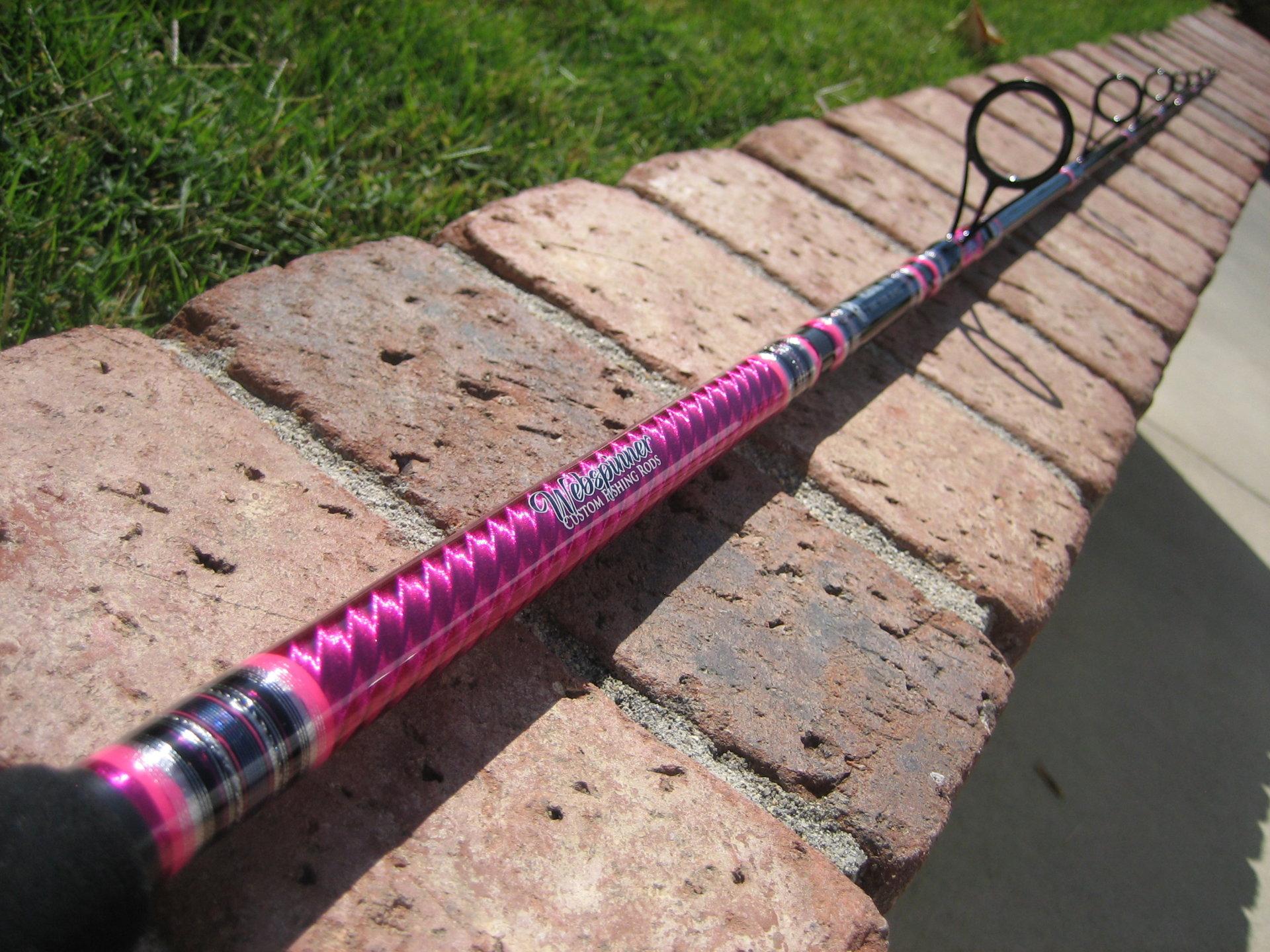 Hot Pink Rainshadow Rclb70xl Bloodydecks