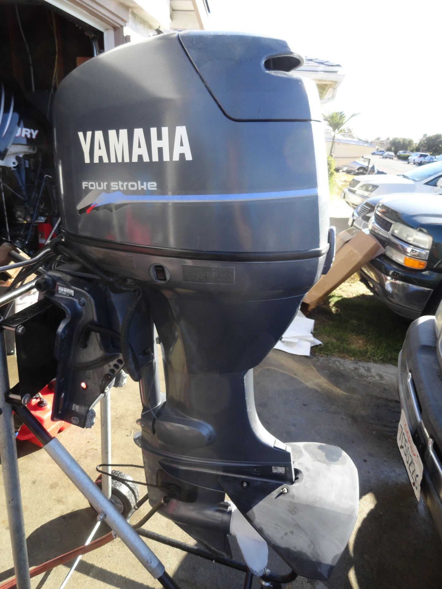 San Diego Yamaha Outboard Service