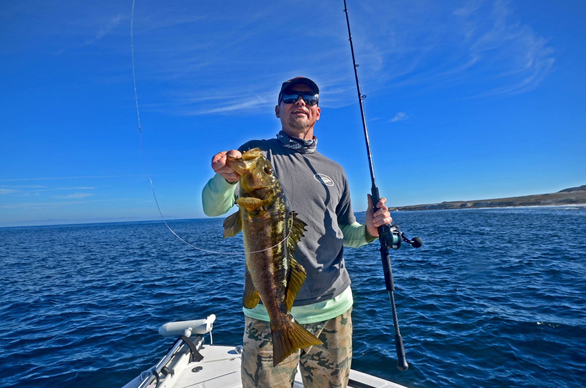 Black friday at sci 2nd best day of calico fishing ever for Best fishing days 2017