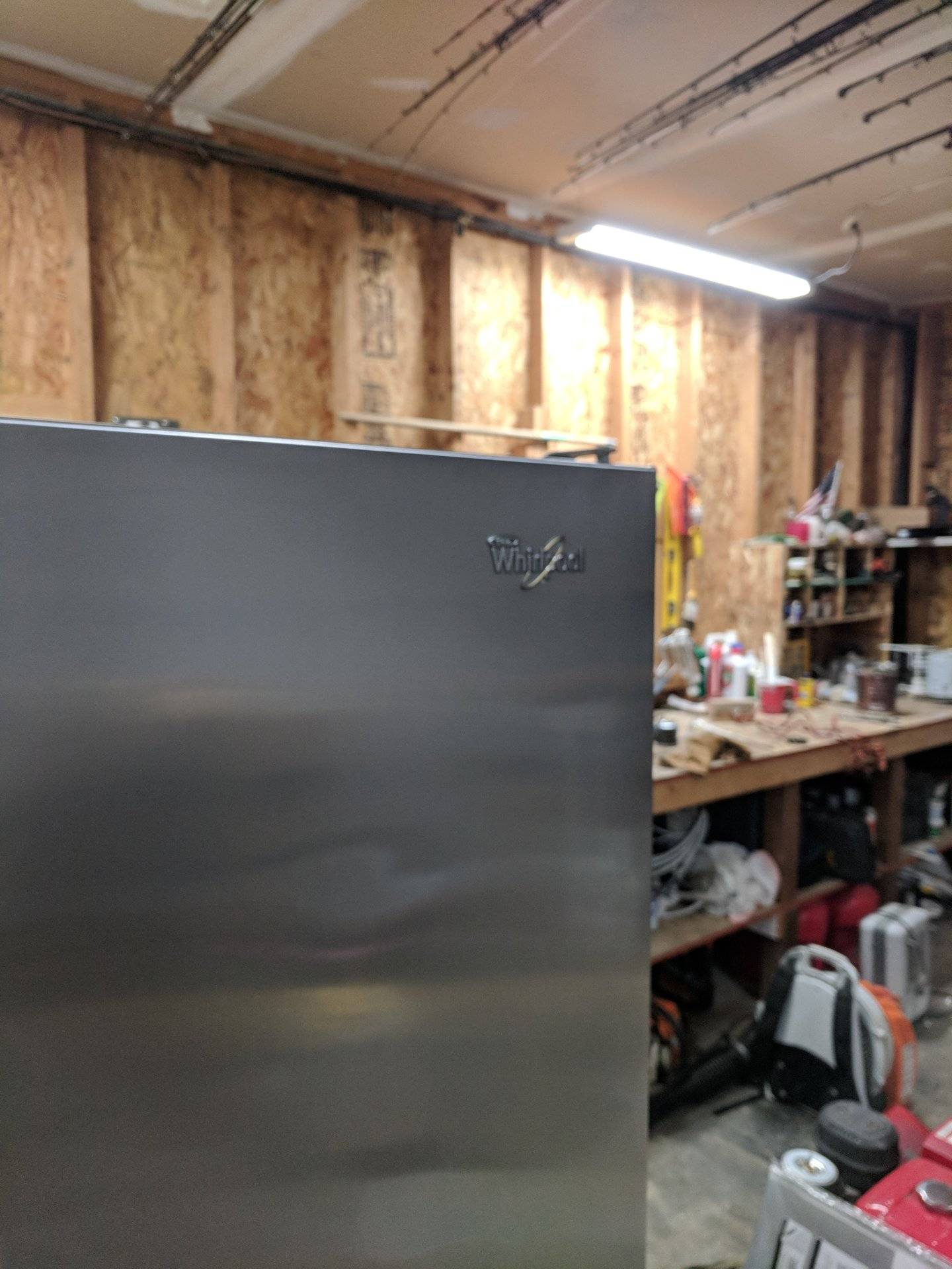 Whirlpool Side By Side Stainless Refrigerator Bloodydecks