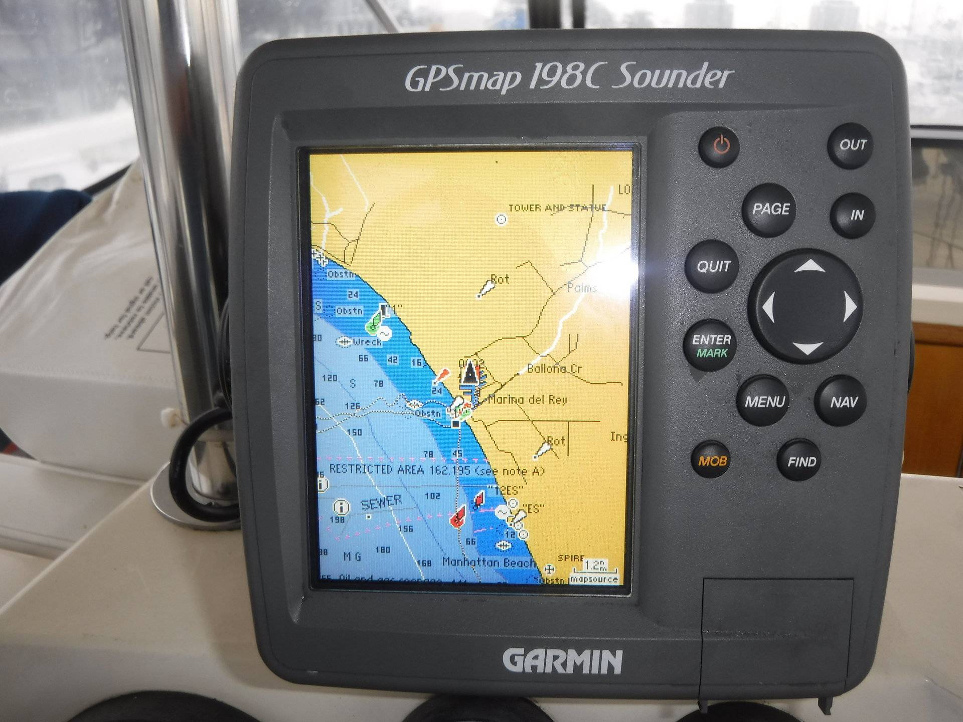garmin 180 owners manual