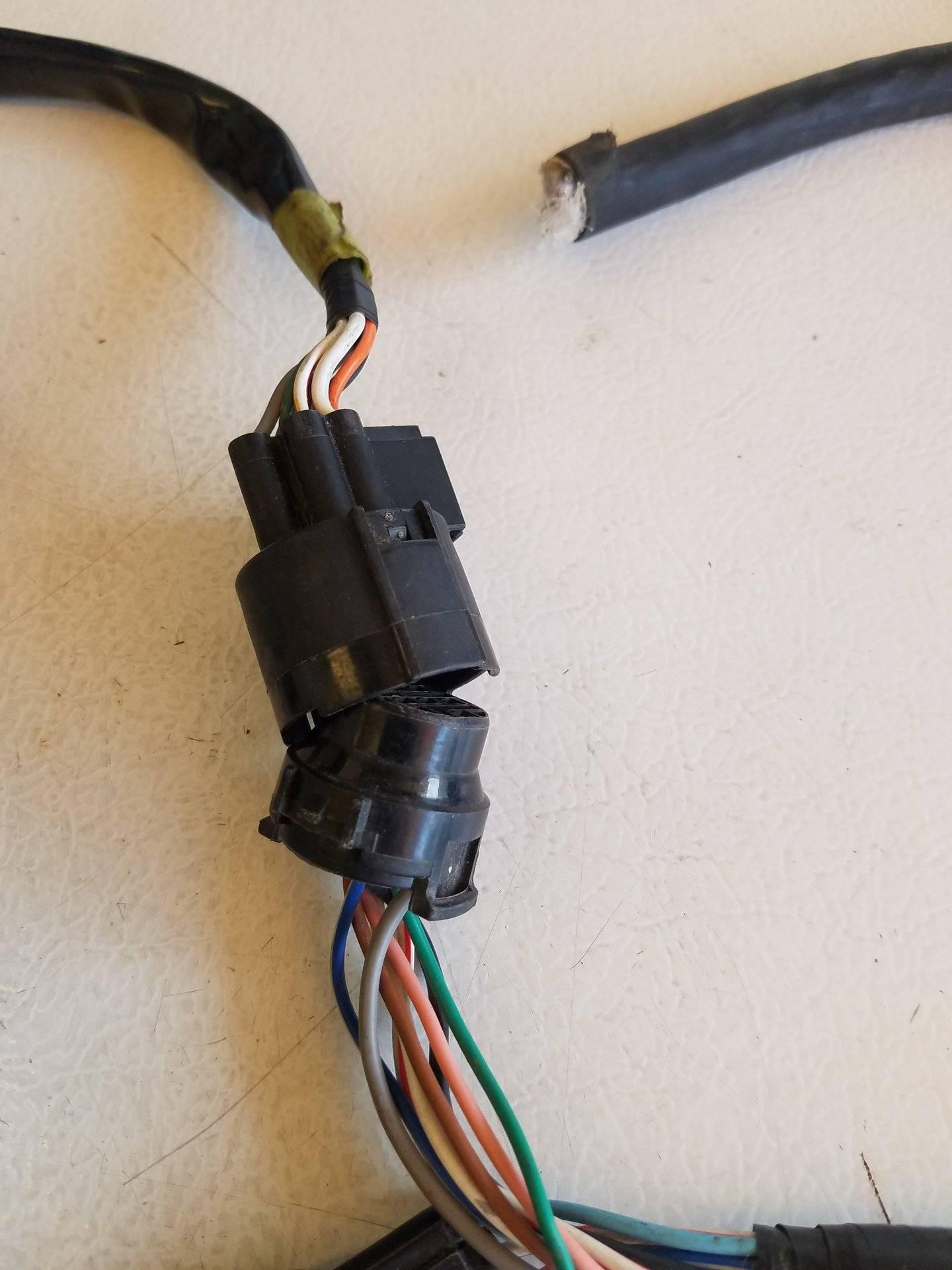 Suzuki Outboard Ignition Switch W  Key  Wiring Harness  50