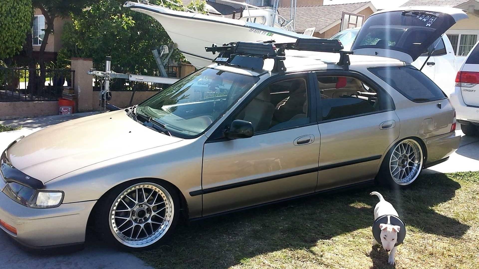 For Sale - 1995 Honda accord wagon | Bloodydecks