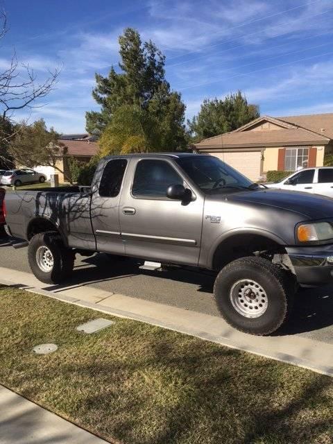 For Sale 2003 Ford F150 4 Wheel Drive Bloodydecks