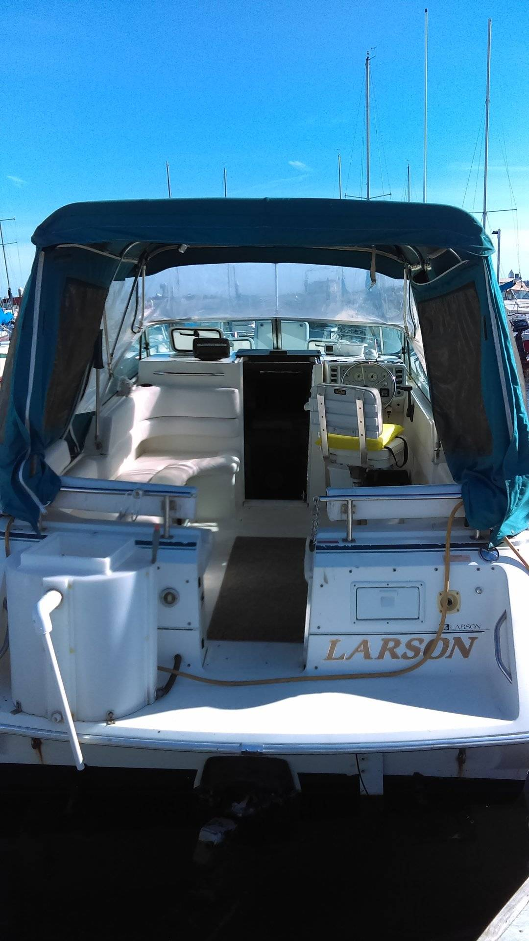 For Sale - $11,000 - Clean 25' Larson Family Camping/Fishing
