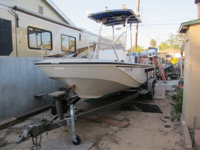 For Sale - 20' Boston Whaler Outrage w Yam 150 4stroke (16