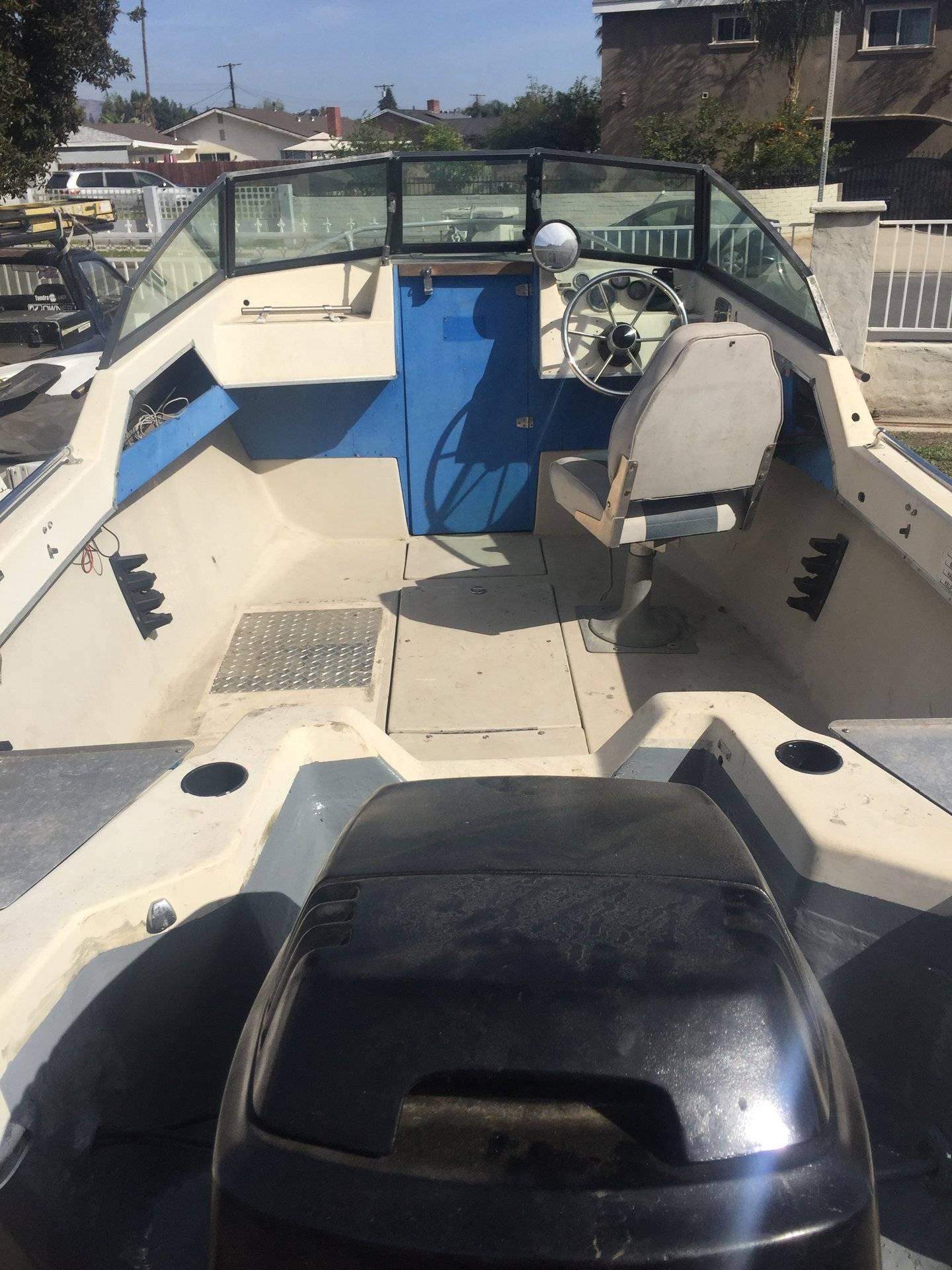 For Sale - 15' Arima Sea Hunter 1996 Mercury 90hp $4000