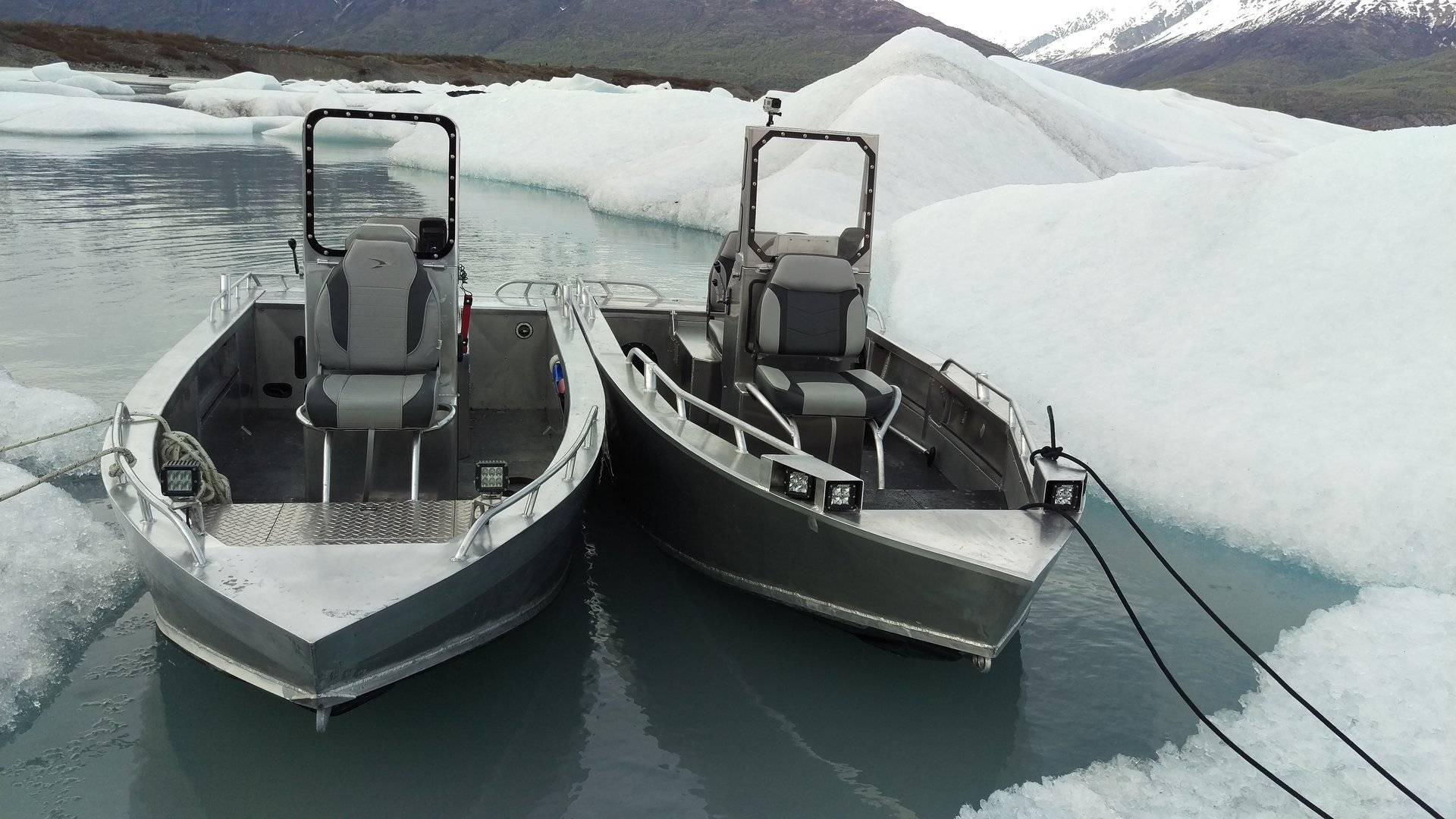 Home built, skinny water 14' mini jet boats. | Bloodydecks