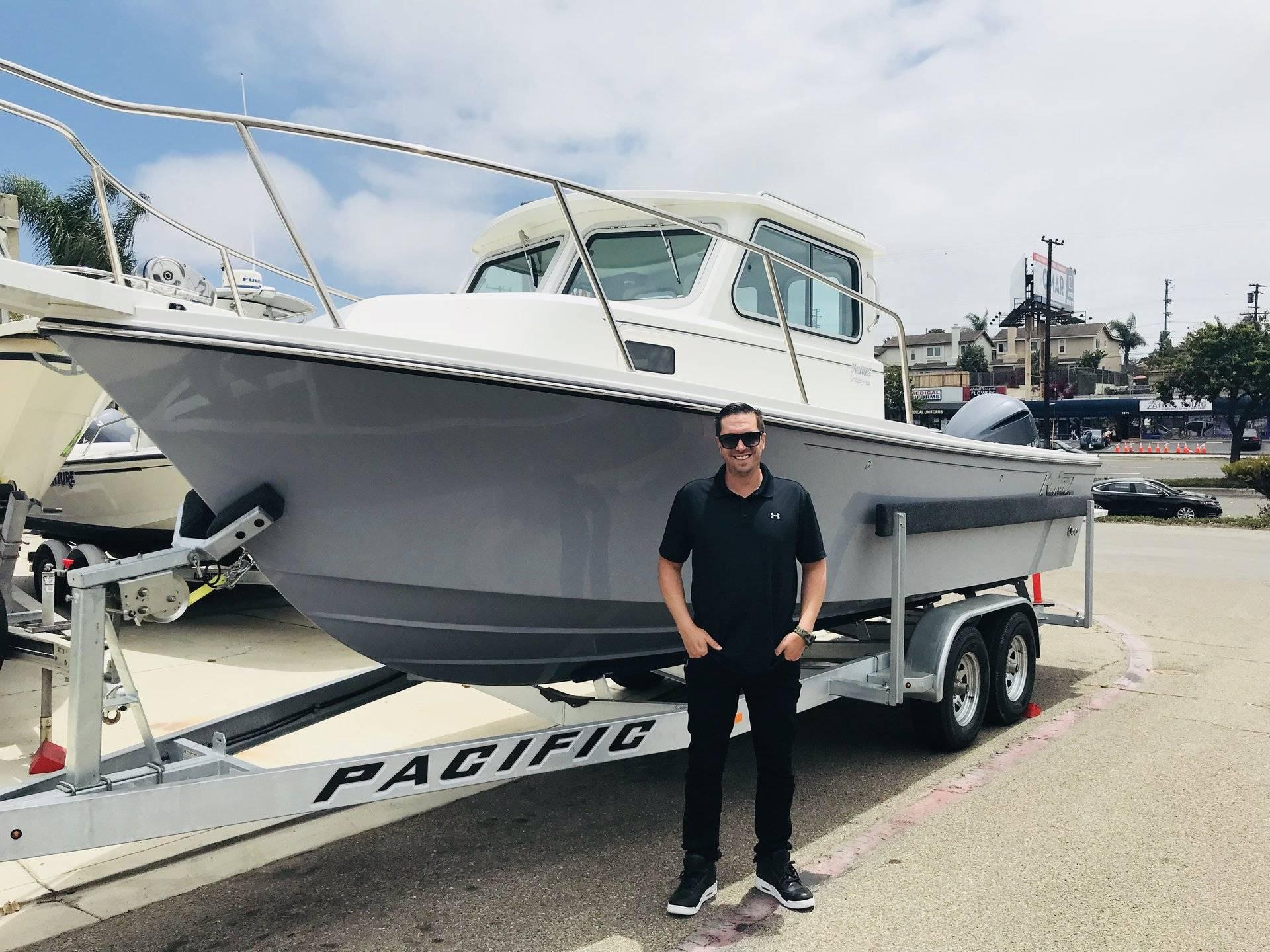2018 Parker Boat 2320 Build | Bloodydecks