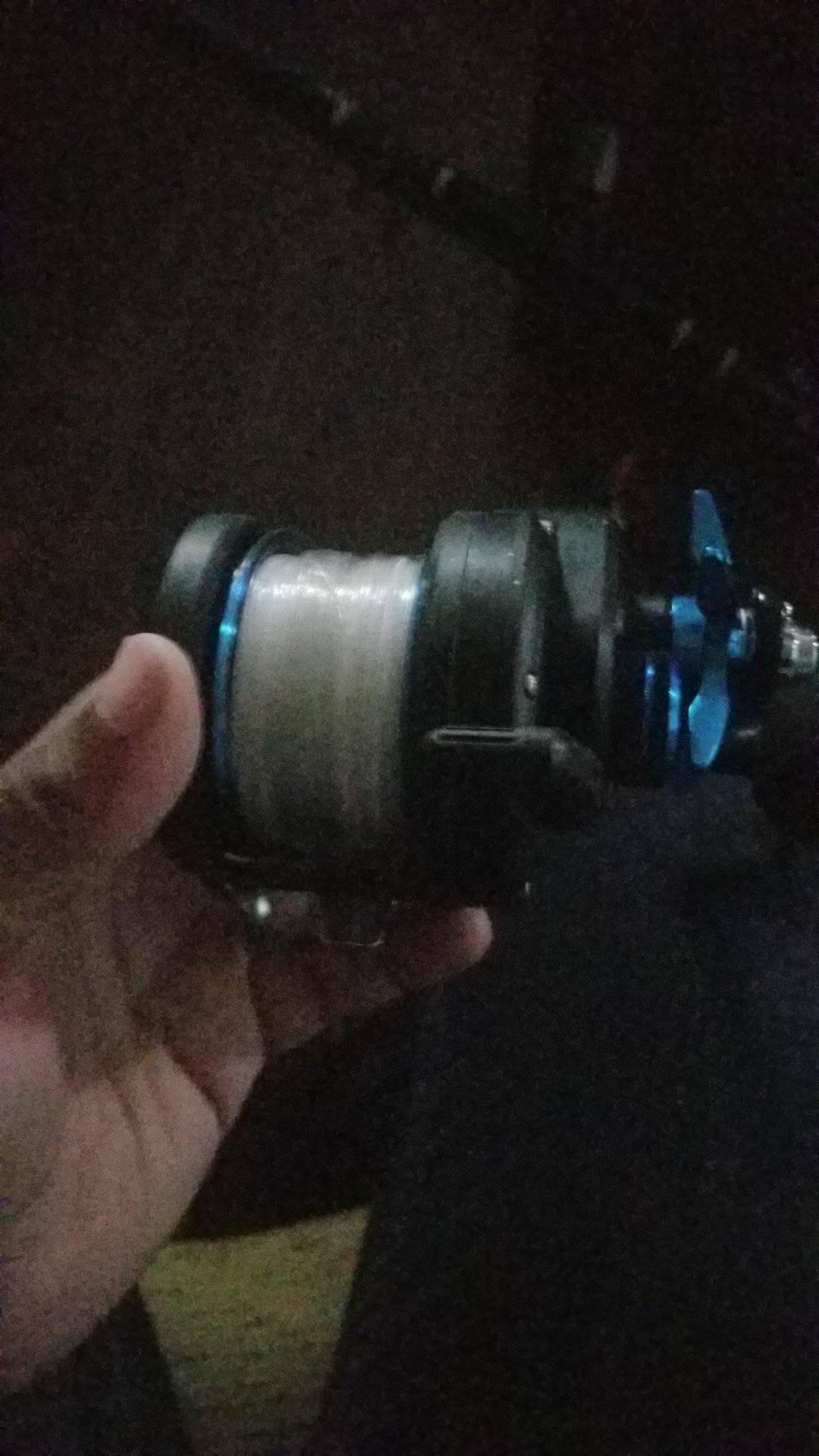 9cb8484ddb2 For Sale - Daiwa saltist 35h Blue & black $200 | Bloodydecks