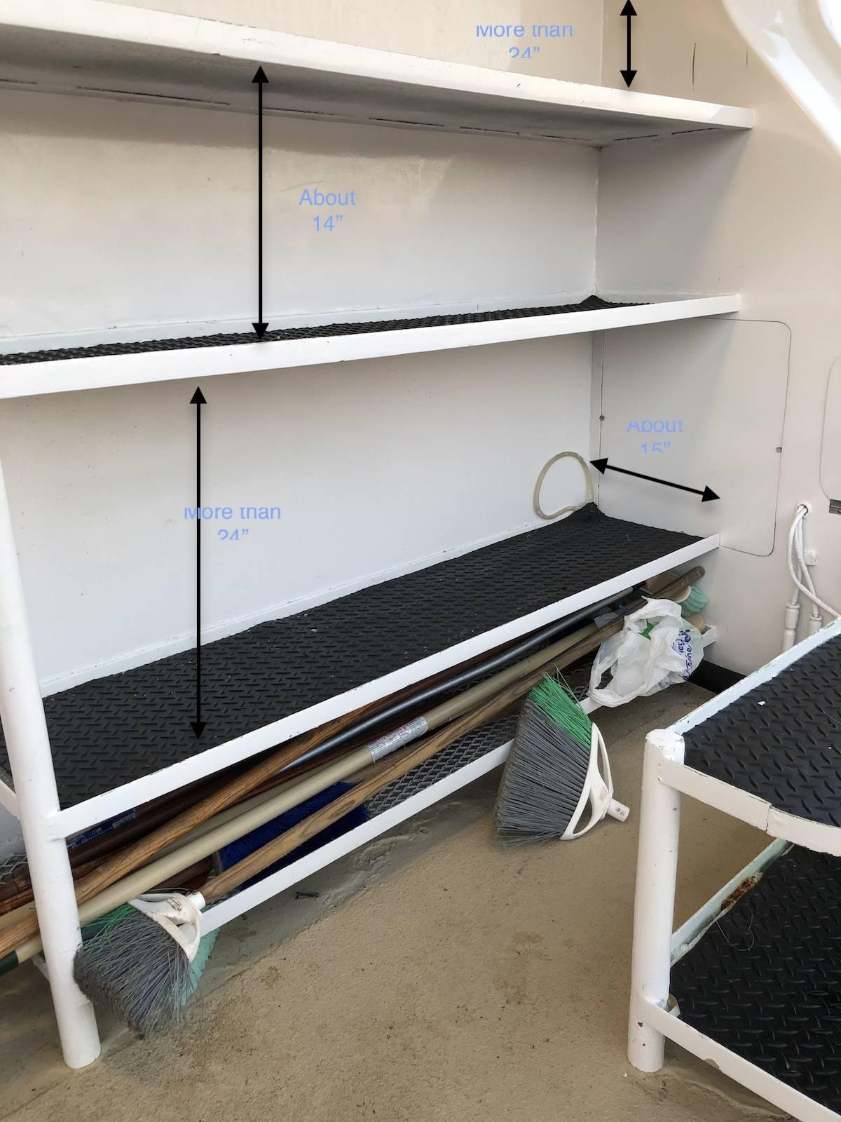 Salon bulkhead shelves.jpeg