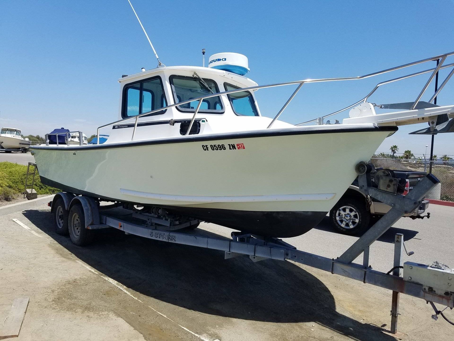 For Sale 2001 Steiger Craft Chesapeake For Sale