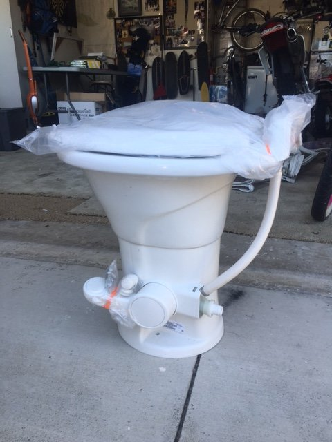 For Sale - Dometic Toilet 310 series Brand New $75 00