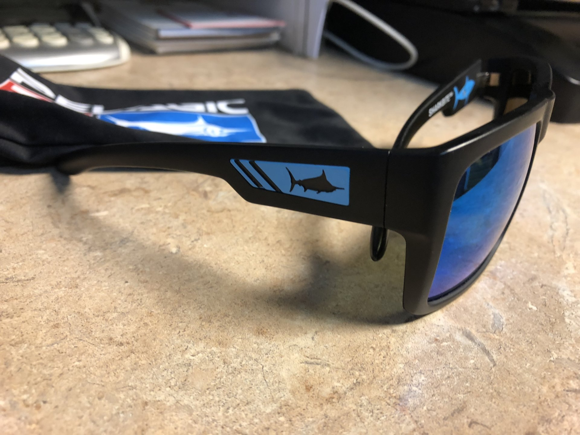 4ff0c1b8c3f For Sale - Pelagic Shark Bite Polarized Glasses