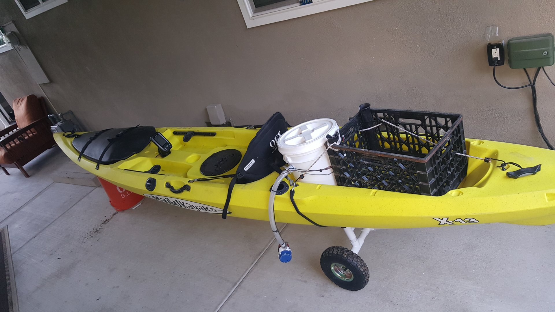 Fountain Boats For Sale >> For Sale - Malibu x13 Kayak for Sale - With Extras ...