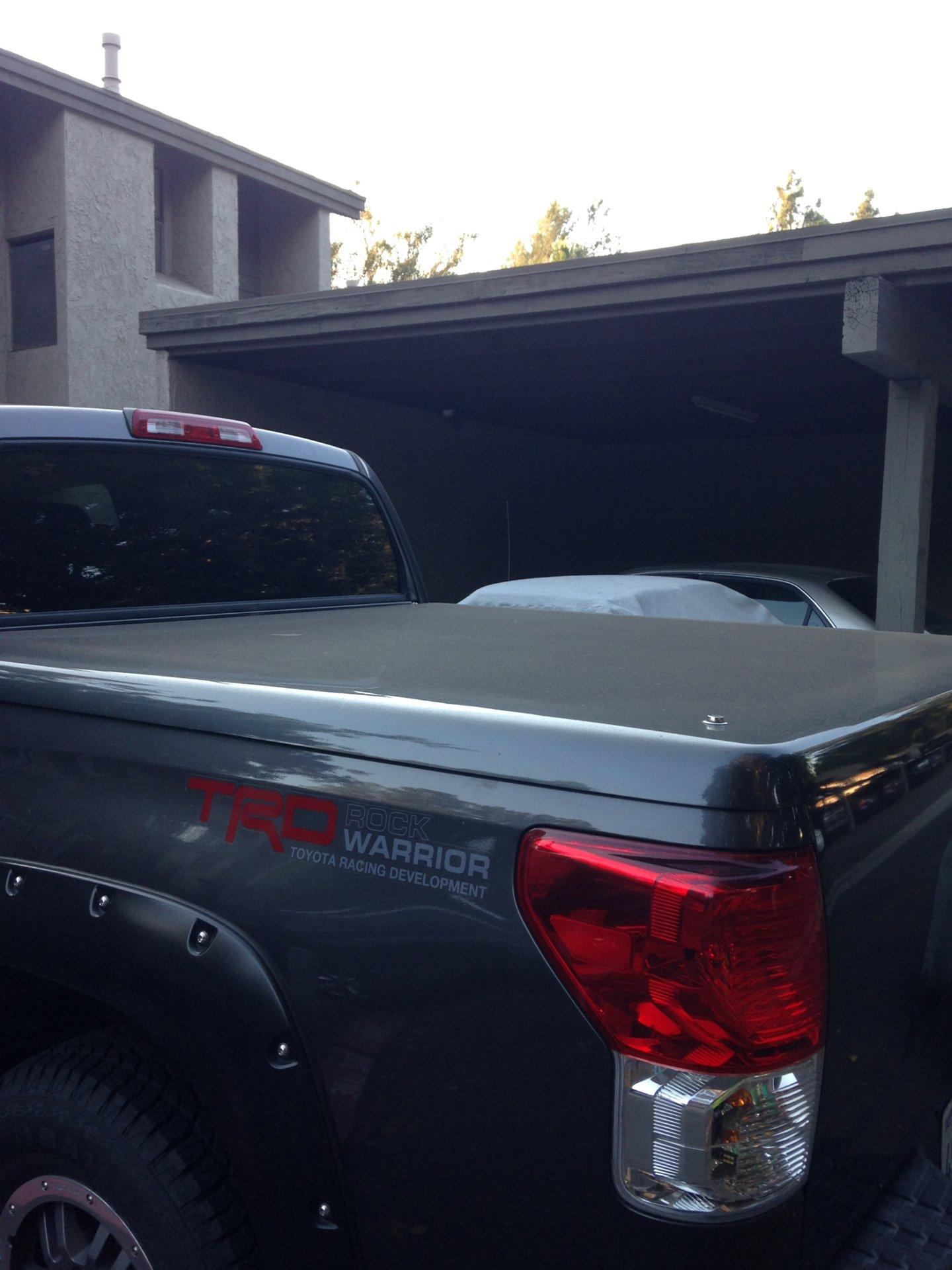 For Sale 2013 Toyota Tundra Snug Top Bloodydecks