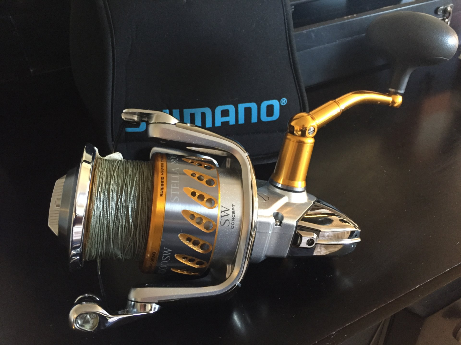 For Sale - Shimano stella 18000 SW 2008 price dropped