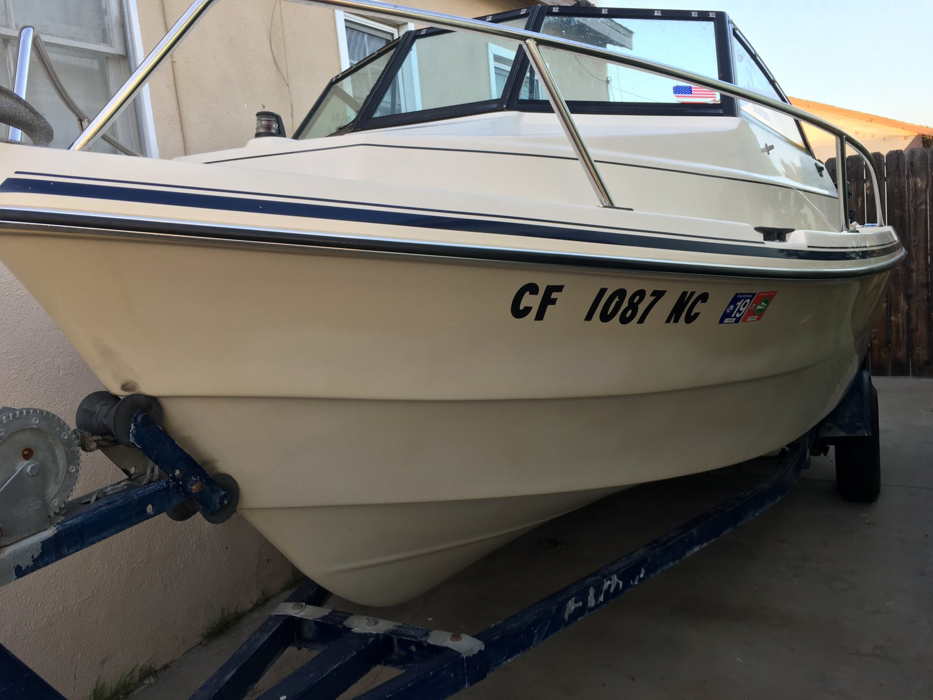 Sea Chaser Boats >> SOLD - Arima Sea chaser 1511 | Bloodydecks