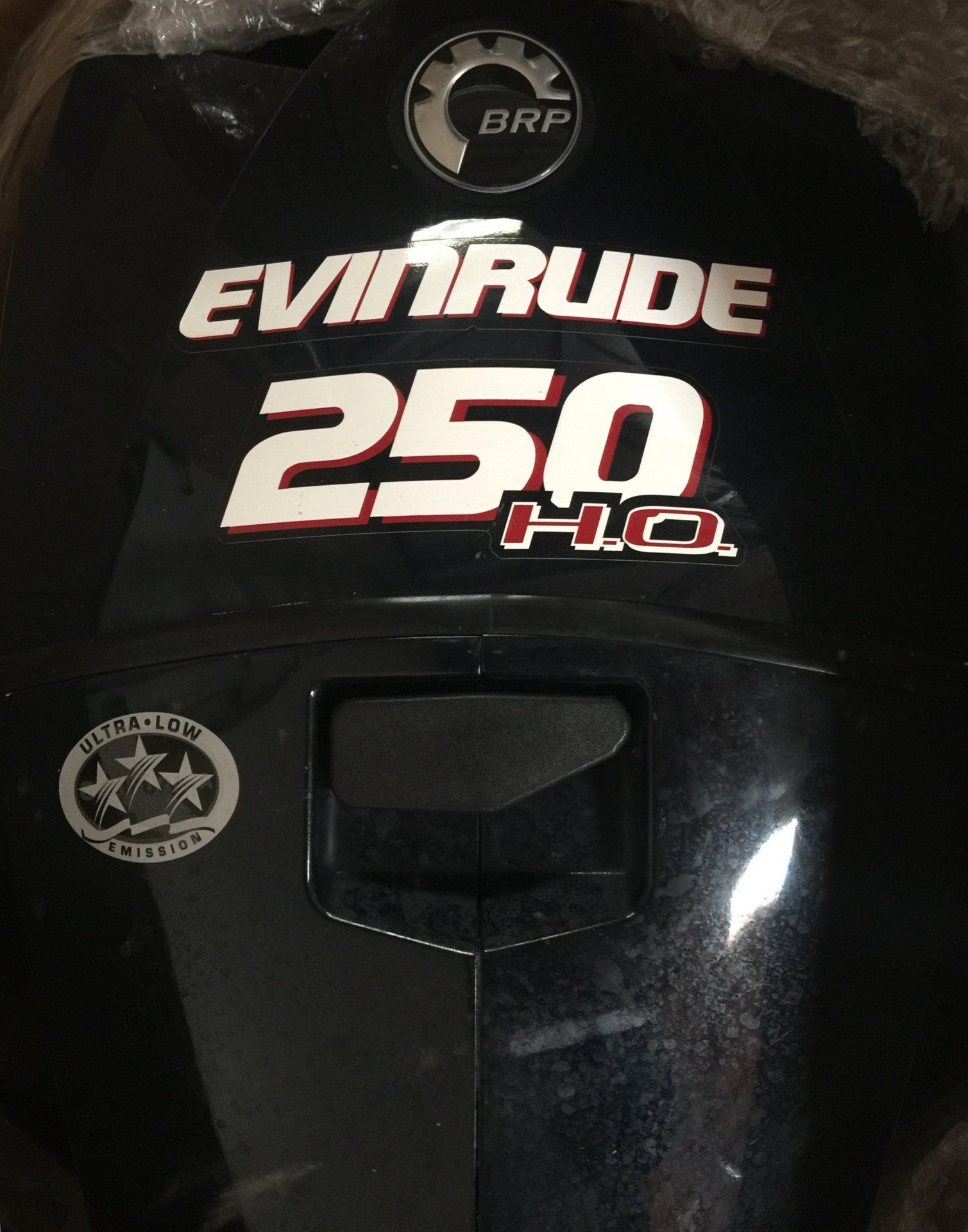 SOLD - 2013 Evinrude E-TEC 250 H O  | Bloodydecks