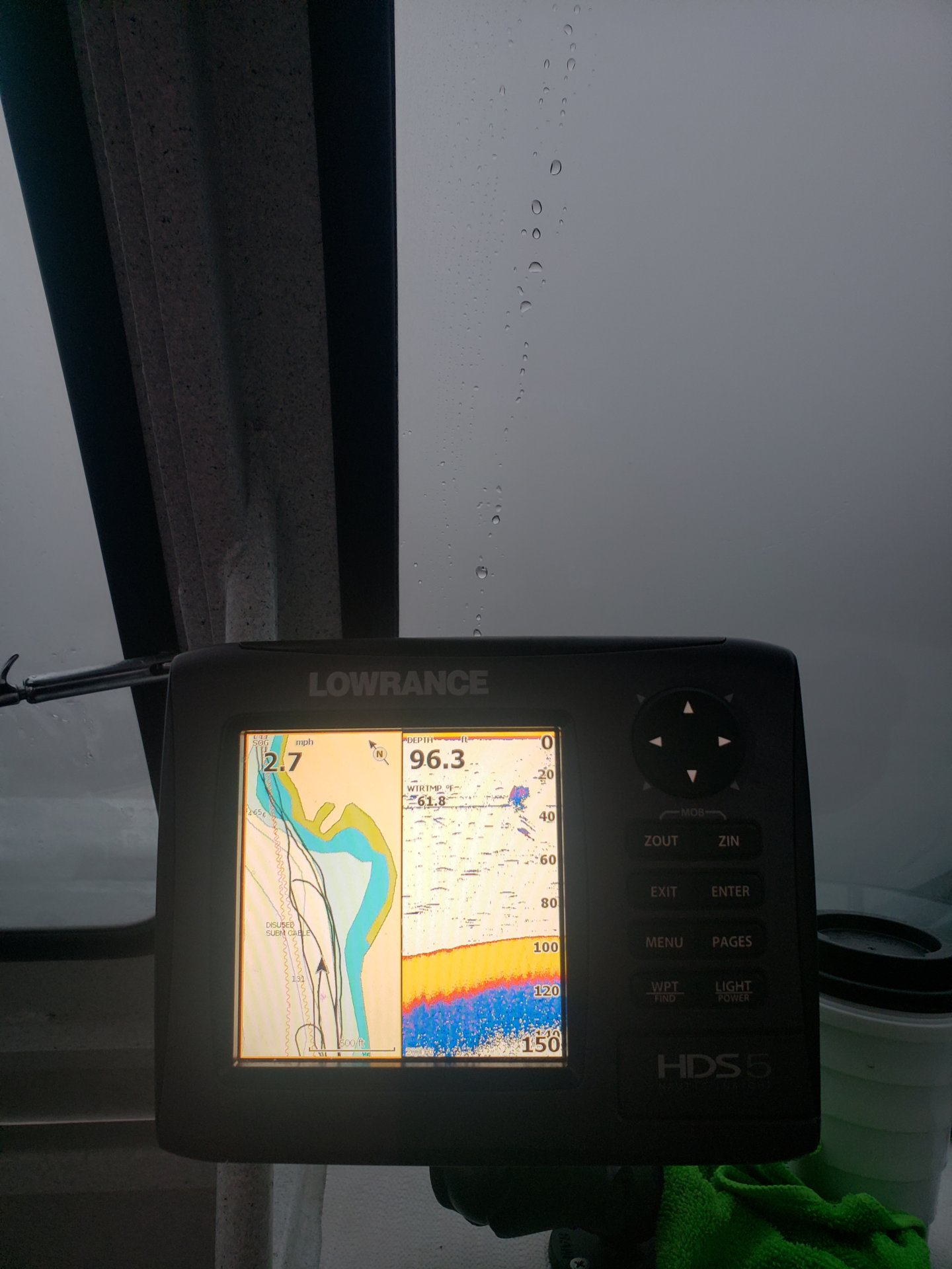 For Sale - Lowrance HDS 5 Gen II Sounder/Chart | Bloodydecks