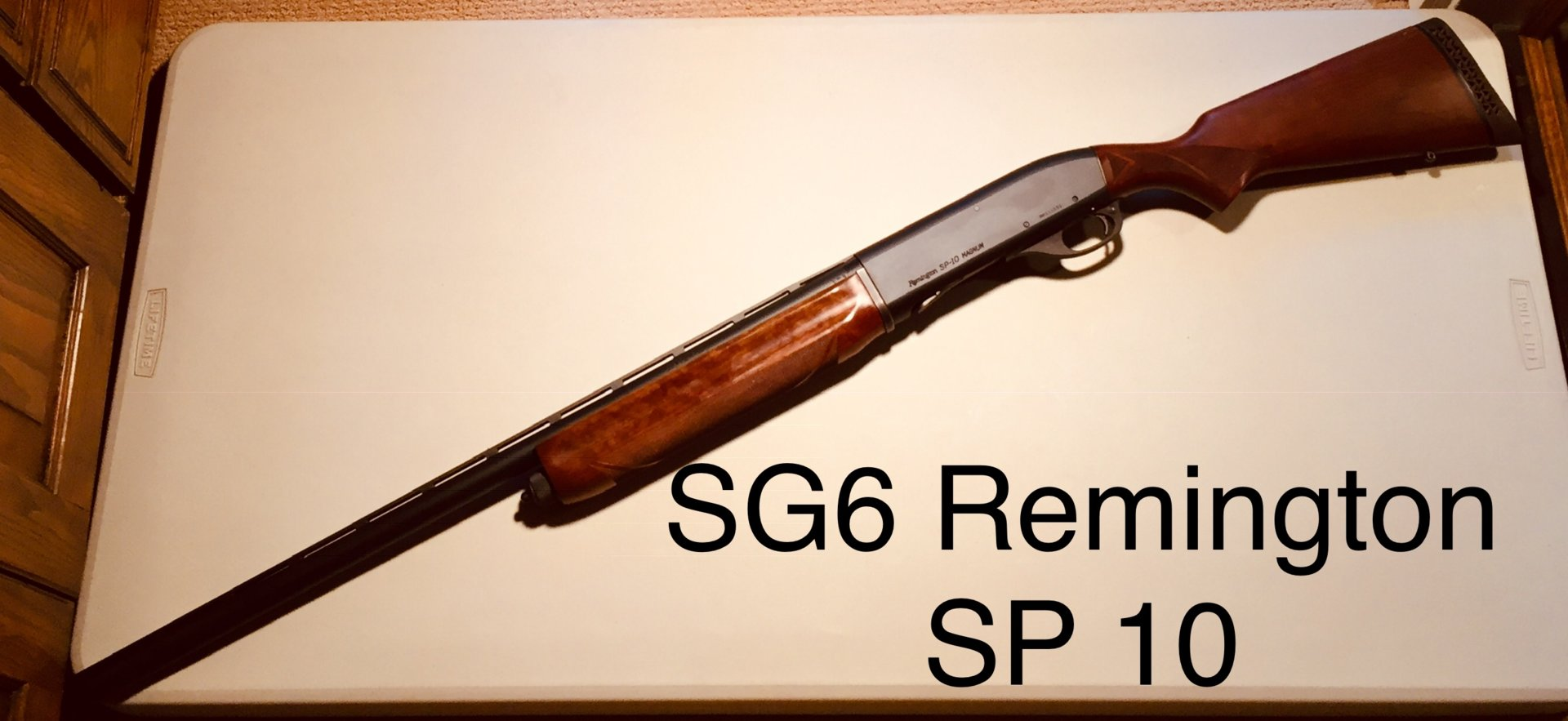 For Sale - Remington SP10 10 Gauge Magnum Semi-Auto Shotgun