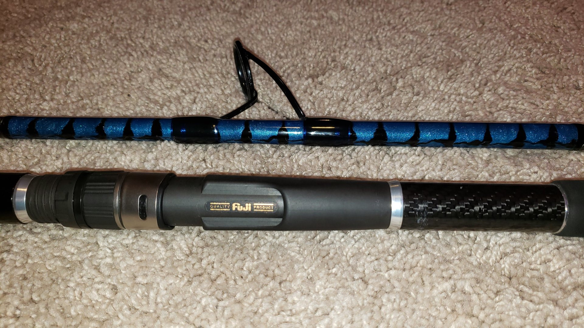 For Sale - New - Synit Razar PE6 Popping Rod | Bloodydecks