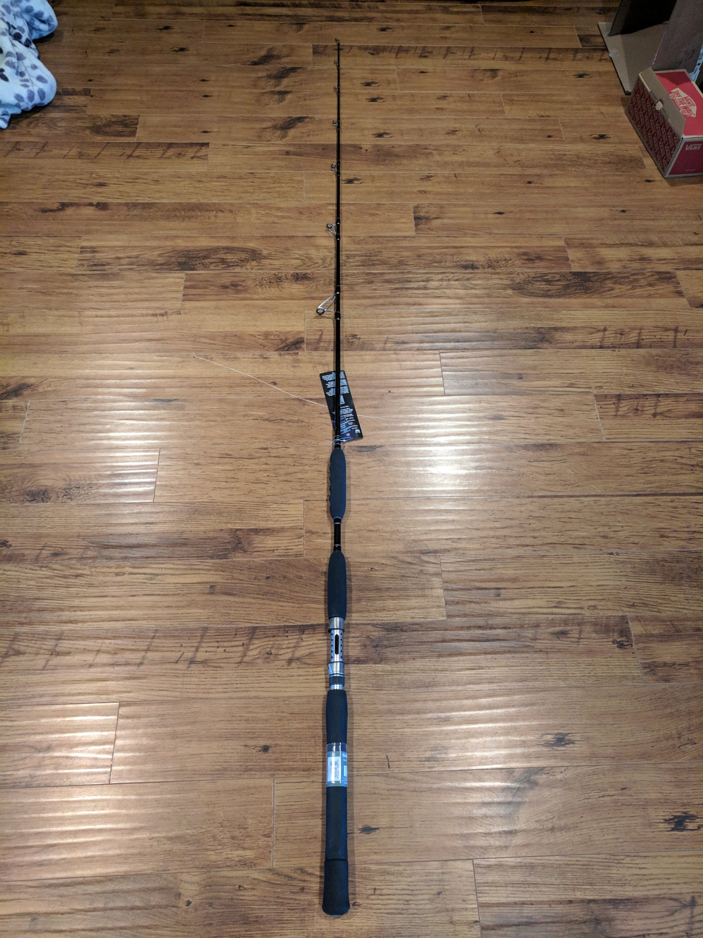 SOLD - NWT Shimano Terez Popping Rod TZS78H | Bloodydecks