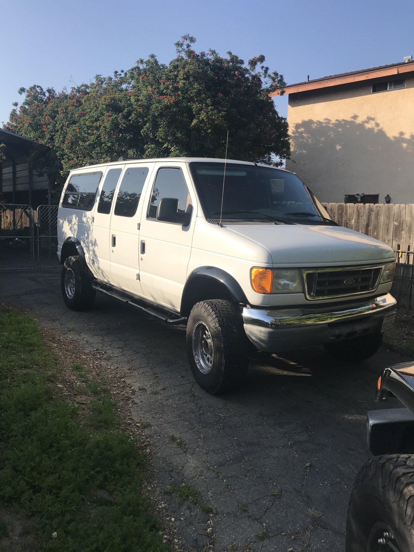 4X4 Van For Sale >> For Sale 2006 E350 4x4 Van Bloodydecks