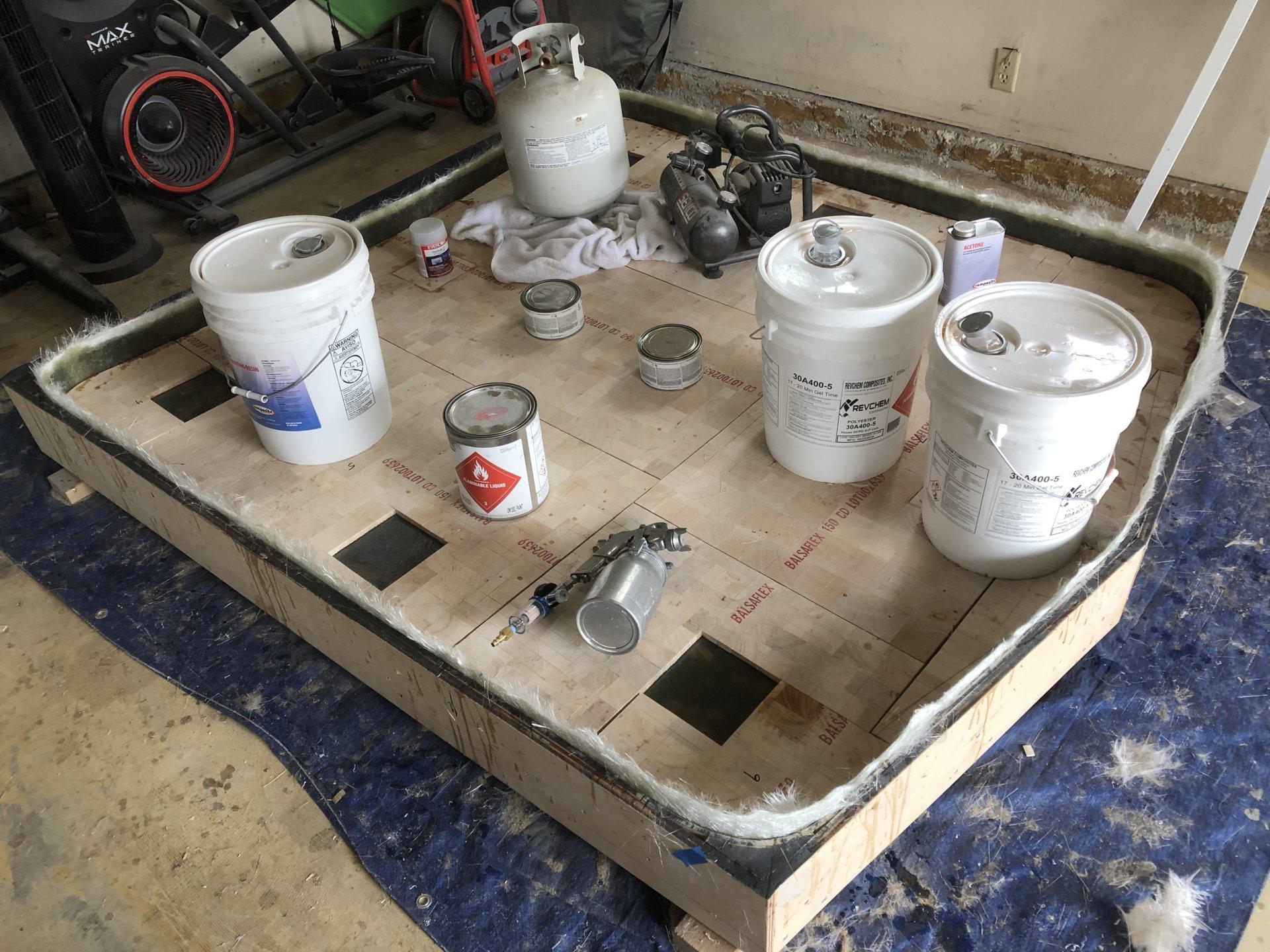 DIY hardtop build | Page 2 | Bloodydecks
