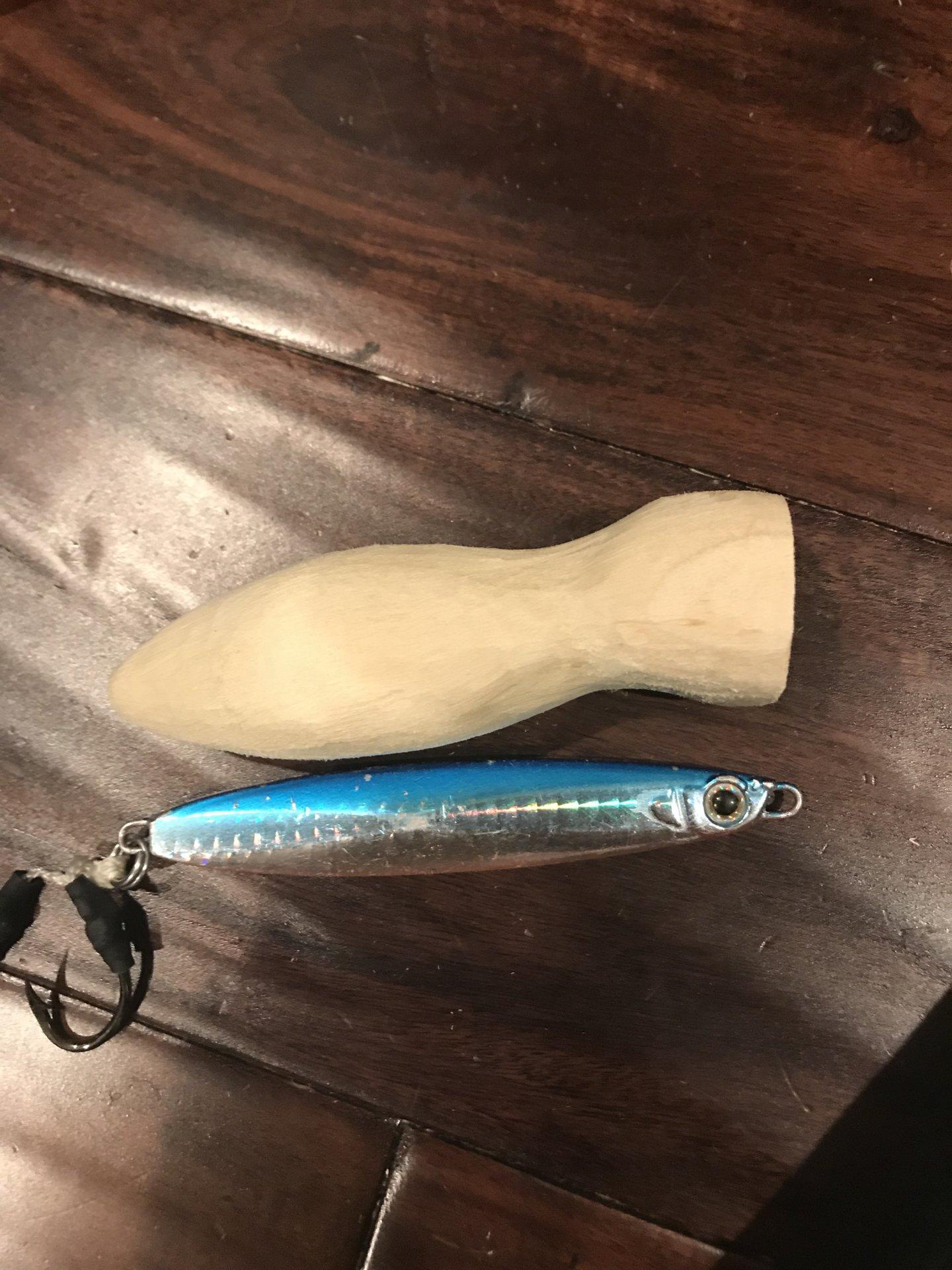 Bluefin Poppers- A&A Custom Baits | Bloodydecks
