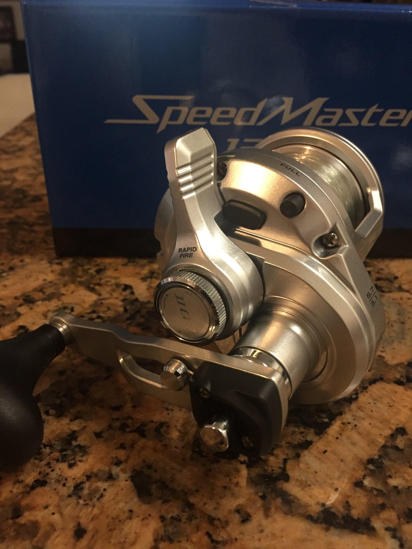 New Shimano Speedmaster II LD 2-Speed | Bloodydecks