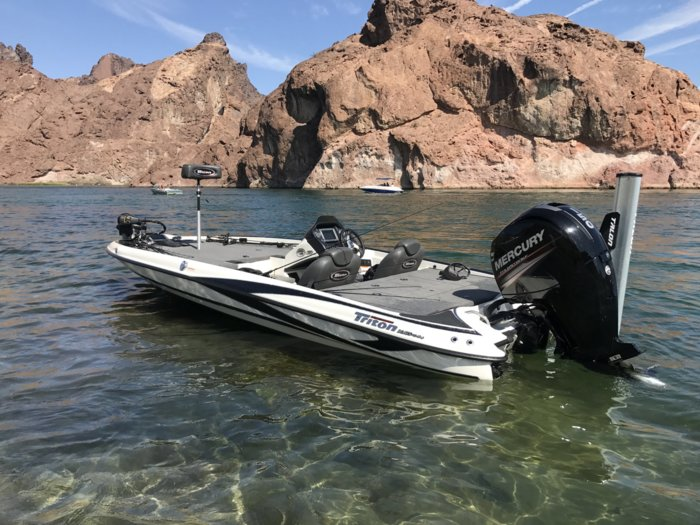 For Sale - Bass Boat 2017- Triton TRX 189 | Bloodydecks